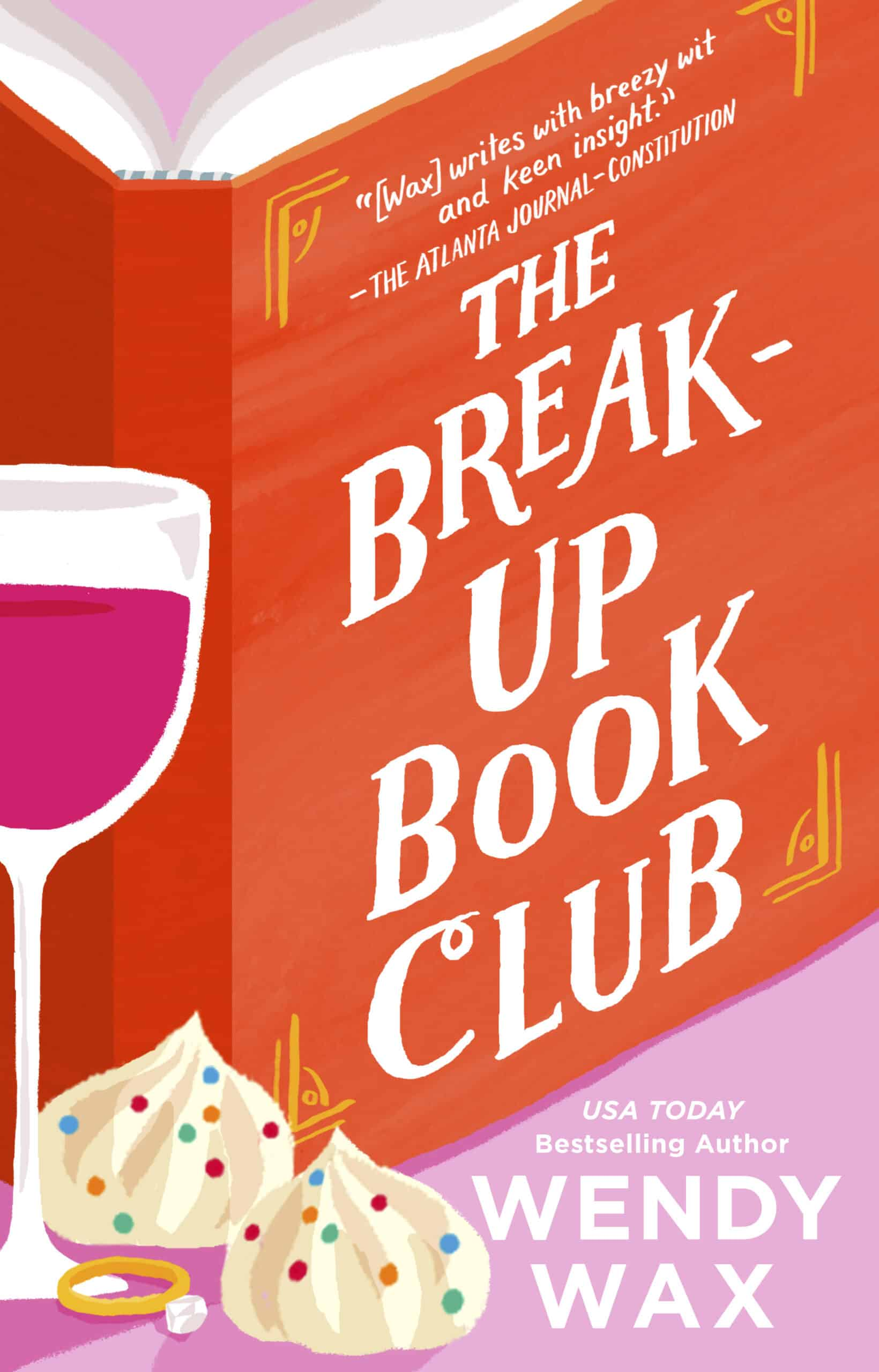 The Break-Up Book Club